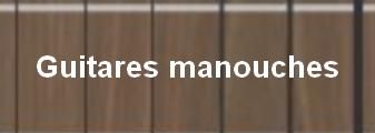 Guitares Manouches