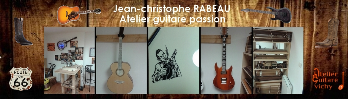 Atelier guitare passion